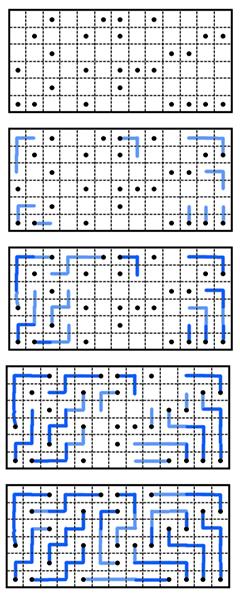 Sample Serpentomino Solution